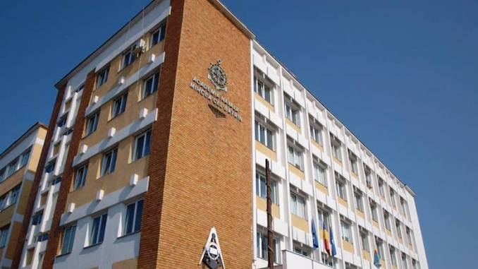 Academia Navală Mircea cel Bătrân. FOTO facebook