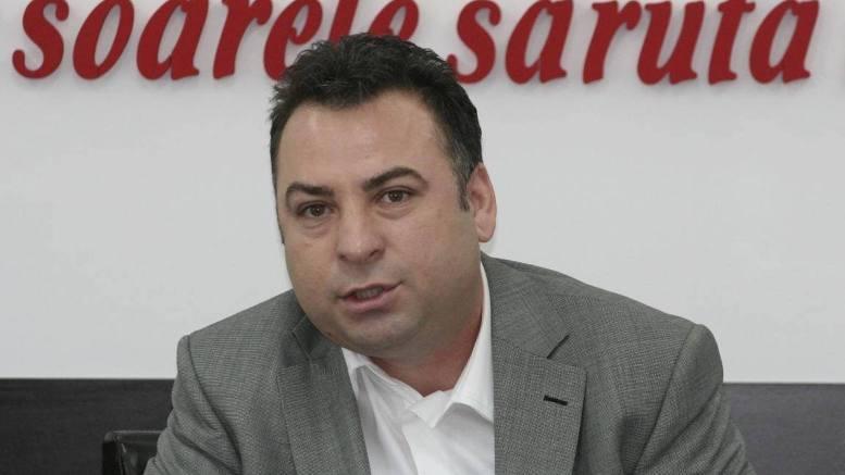 Nicolae Matei, Primarul orașului Năvodari. FOTO Facebook