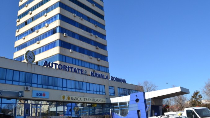 Sediul Autorității Navale Române (ANR). FOTO Adrian Boioglu