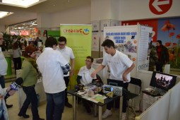 Expo ONG. FOTO Adrian Boioglu