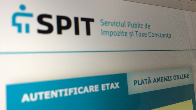 Site-ul SPIT Constanța