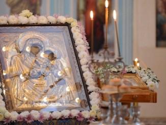 Icoana Maicii Domnului din Republica Moldova. FOTO manastiri.md