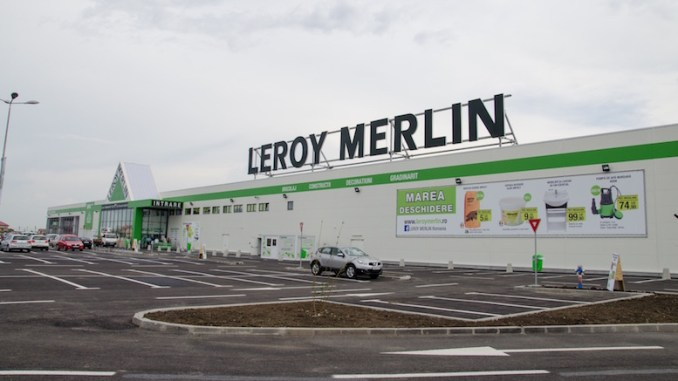 Magazin Leroy Merlin la Constanța