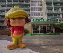Un hotel comunist. FOTO Viorel Papu