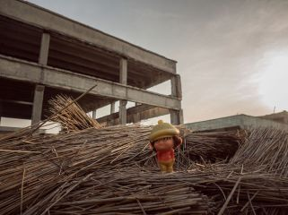 Marcel la fabrica Energia. FOTO Viorel Papu