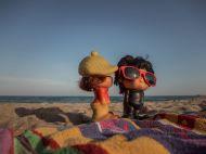 Plaja lui Marcel. FOTO Viorel Papu