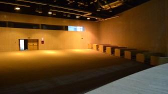"""Sala de spectacole a Centrului Cultural Multifuncțional """"Jean Constantin"""". FOTO Adrian Boioglu"""