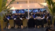 Dezbatere Raport de Mediu la Master Planul Portului Constanța. FOTO Adrian Boioglu