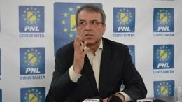 Vergil Chițac, candidatul PNL la Primăria Constanța. FOTO Adrian Boioglu