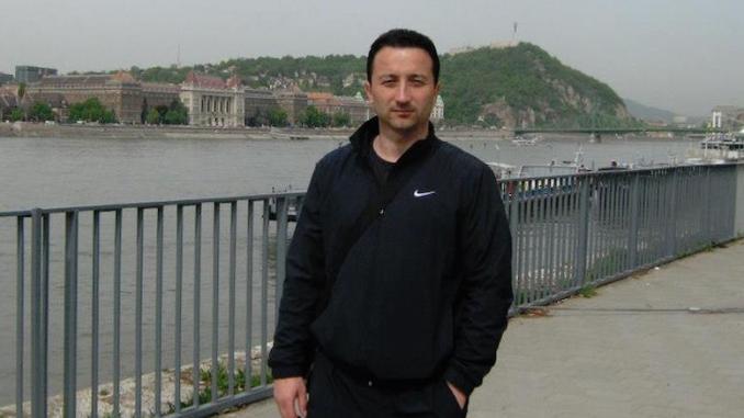 Elvid Daniel Babalîc este audiat de procurori într-un nou caz de luare de mită. FOTO facebook