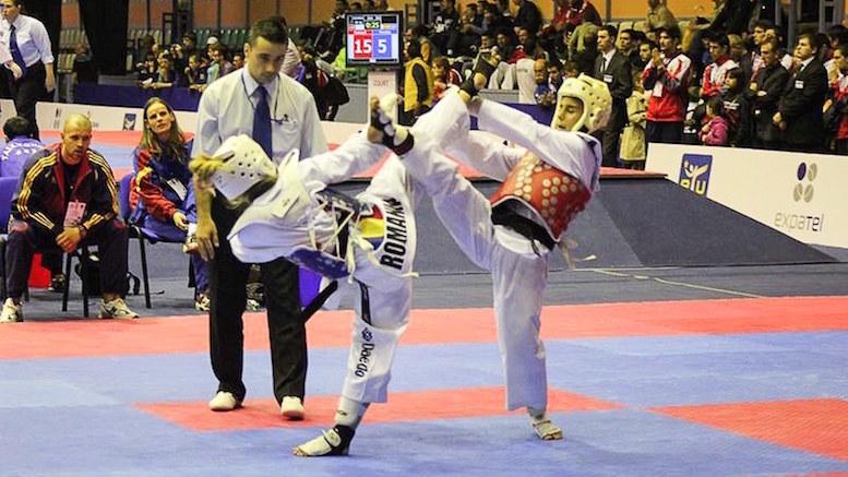 Campionat de taekwando la Constanța