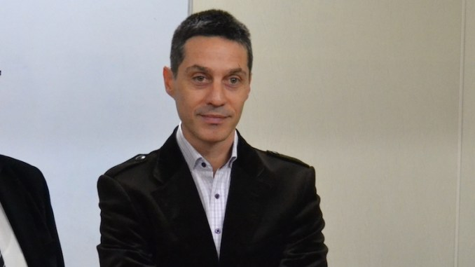 Senatorul Alexandru Mazăre. FOTO Adrian Boioglu