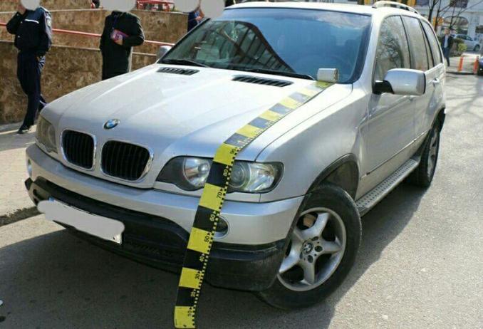 Bărbatul conducea mașina sub influența drogurilor