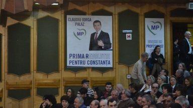 Lansare Claudiu Palaz. FOTO Adrian Boioglu