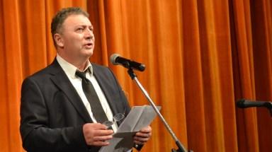 Anton Antoniadis, președintele Comunității Elene Elpis din Constanța. FOTO Adrian Boioglu