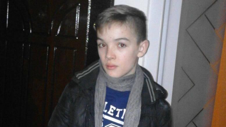 Alin Vintilă a dispărut de acasă. FOTO IPJ Constanța