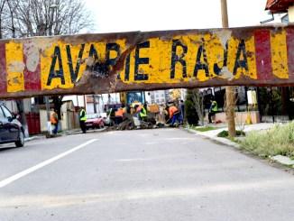 Avarie RAJA. FOTO Adrian Boioglu