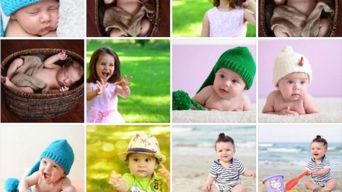 Cum fotografiem copilul. FOTO Arhiva Andreea Guțiu