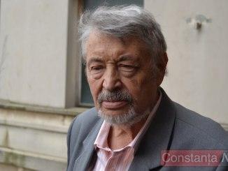 profesorul Gheorghe Dumitrașcu. FOTO Adrian Boioglu, Constanța NEWS