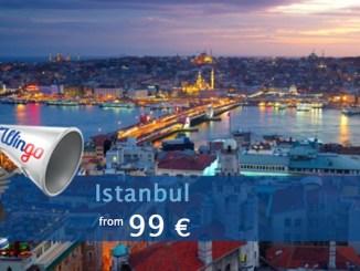 Ofertă Constanța Istanbul cu Turkish Airlines