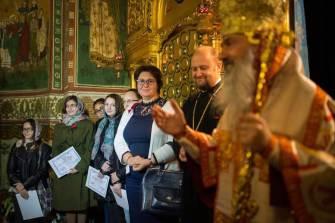IPS Teodosie și Olimpicii la Religie