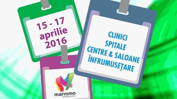 Târgul de Sănătate și Frumusețe de la Maritimo