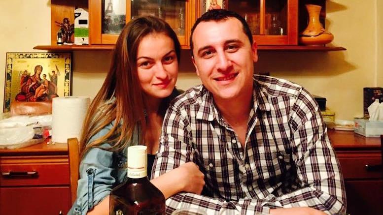 Adrian Daniel Stroe și Iulia Maria Pascu