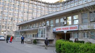 Spitalul de Urgență Constanța. FOTO Adrian Boioglu