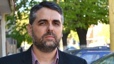 prof. dr. Marius Liviu Petre,  comuna Peștera. FOTO Adrian Boioglu