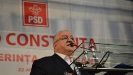 Felix Stroe, președintele PSD Constanța. FOTO Adrian Boioglu