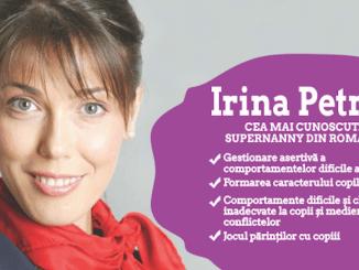 SuperNanny Irina Petrea