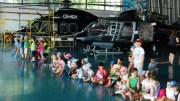 Școala Altfel la Aeroportul Tuzla