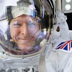 Astronautul Tim Peake