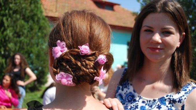 Activitate pentru copii la Siminoc