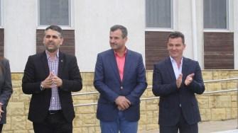 Marius-Liviu Petre, Valentin Vrabie și Tudorel Grosu