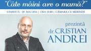 Dr. Cristian Andrei, la Constanța