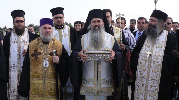 IPS Teodosie și Sfintele Moaște