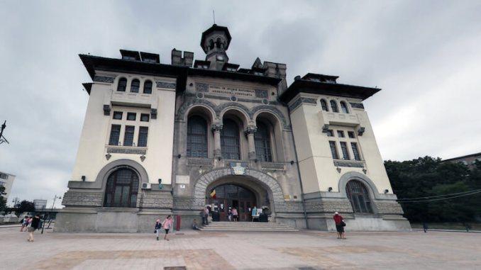 Muzeul de Istorie Națională și Arheologie Constanța