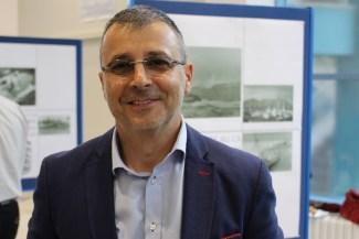 dr. Adrian Bîlbă, directorul Complexului Muzeal de Științe ale Naturii Constanța