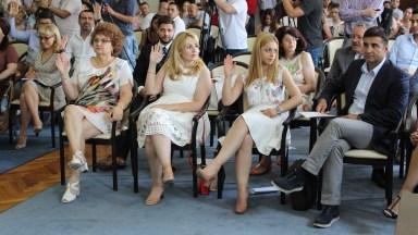 Liderul informal al liberalilor din CL Constanța e privit la fiecare vot. FOTO Adrian Boioglu