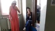 Fumători în Spitalul de Urgență Constanța