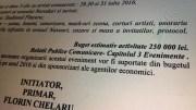 """Bugetul modificat pentru """"Zilele orașului Năvodari"""""""