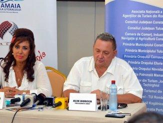 Corina Martin și Alin Burcea
