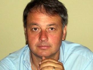 Florin Mitroi, primarul comunei Valu lui Traian