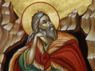 Sfântul Ilie Tesviteanul