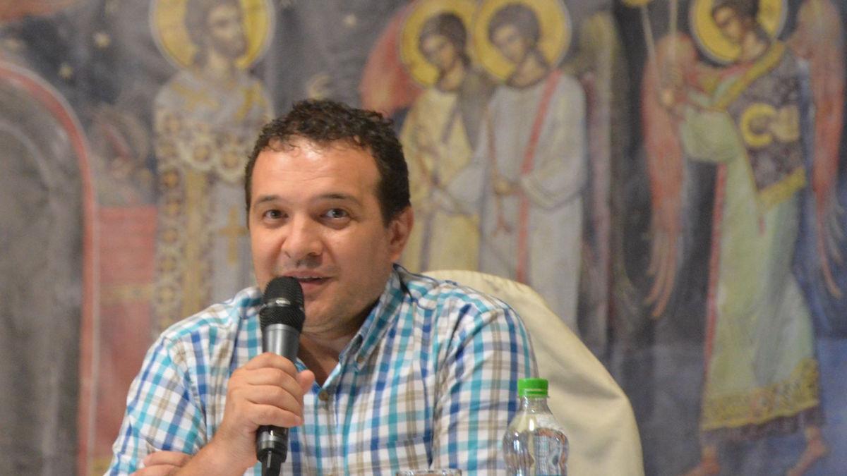 dr. Virgil Coman, fostul director al Arhivelor Naționale Constanța. FOTO Ionuț Druche