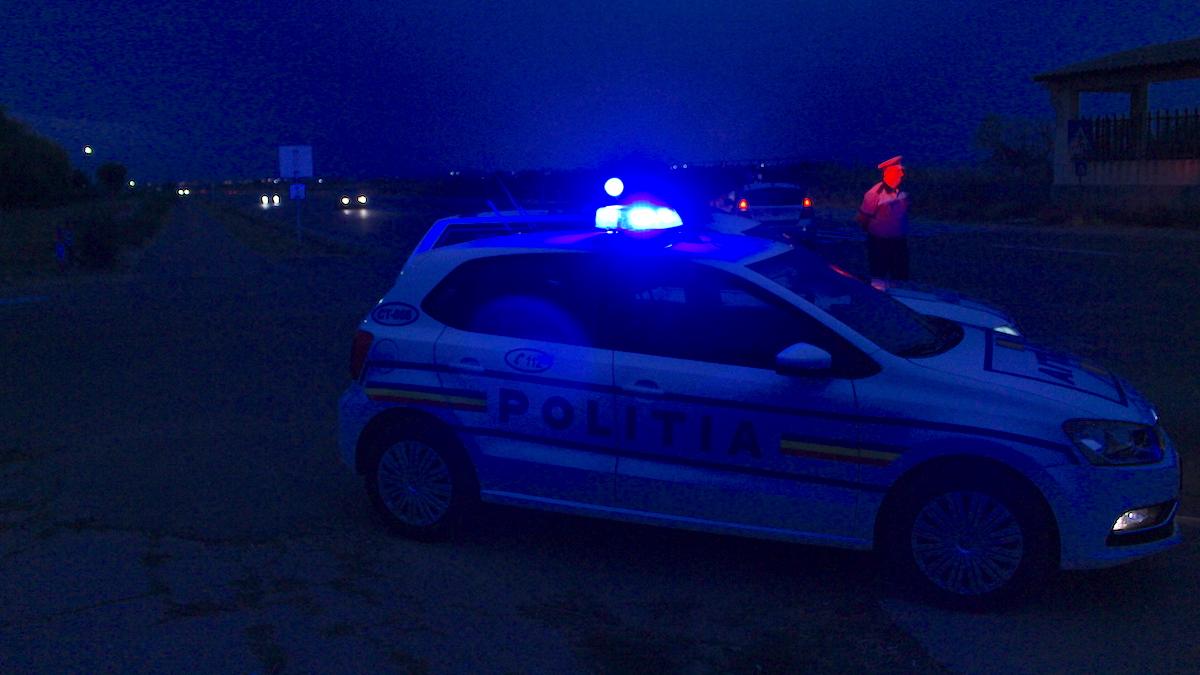 Filtru de poliție. FOTO Adrian Boioglu