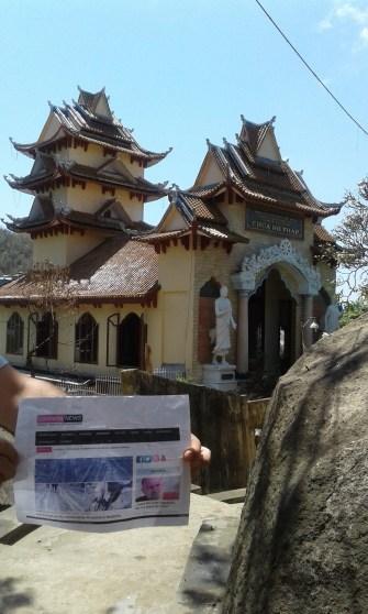 Constanța NEWS în Phu My, Vietnam. FOTO Adi O.