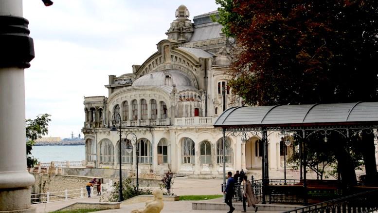 Cazinoul din Constanța. FOTO Adrian Boioglu