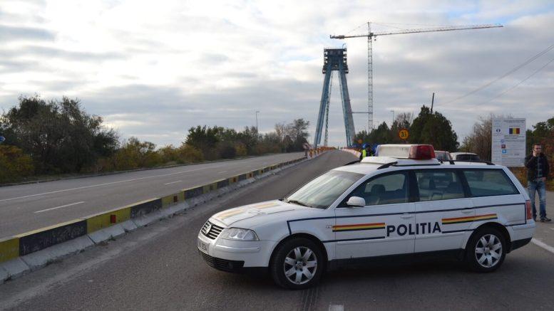 Podul de la Agigea. FOTO Adrian Boioglu